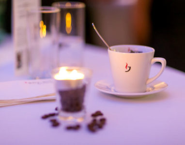 Goldene Kaffeebohne 2013