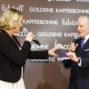 Goldene Kaffeebohne Green Event
