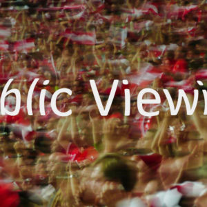 Privat Public Viewing Firmenveranstaltung