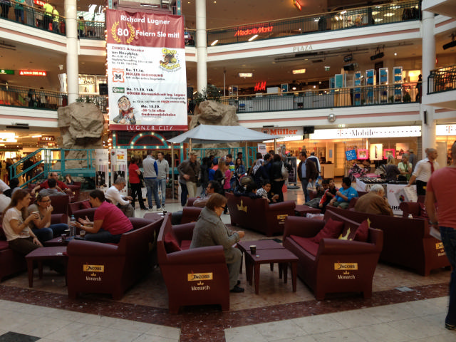 Salespromotion Lugner City