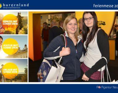 Fotopromotion Ferienmesse